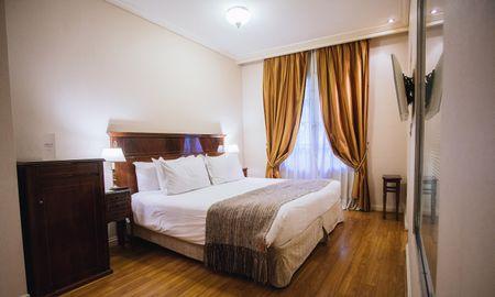Standard Room - Meliá Recoleta Plaza Hotel - Buenos Aires