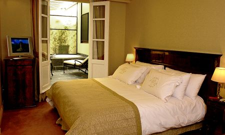 Standard Luxury Room - Meliá Recoleta Plaza Hotel - Buenos Aires