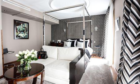 Chambre Exécutive - Hôtel & Spa Le Doge - Casablanca