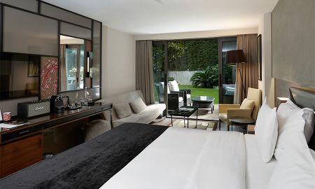 Garden Suite - Gezi Hotel Bosphorus - Istambul