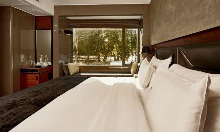 Quarto de Luxo - Vista para o Parque - Gezi Hotel Bosphorus - Istambul