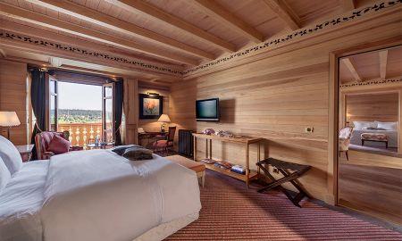 Suite Deluxe Vista Bosco - Hôtel Michlifen Resort & Golf - Ifrane