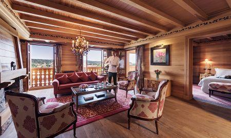 Suite Ambassador Vista Bosco - Hôtel Michlifen Resort & Golf - Ifrane