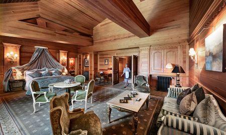 Suite Eccezionale - Hôtel Michlifen Resort & Golf - Ifrane