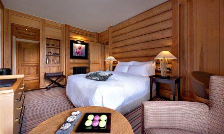 Camera Deluxe Vista Giardino - Hôtel Michlifen Resort & Golf - Ifrane