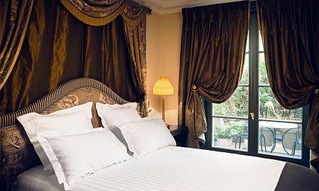 Chambre Classique Double - Maison Athénée - Paris