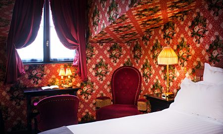 Superior Room - Maison Athénée - Paris