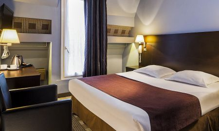 Standard Double Room - Hotel Sophie Germain Paris - Paris