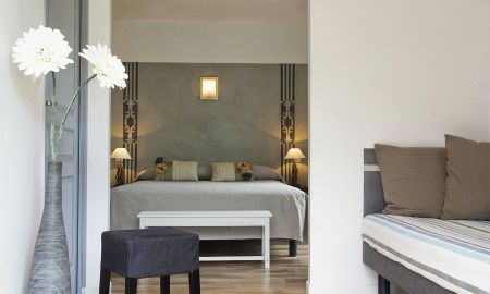 Quarto Triplo - Golfe Hôtel - Córseca