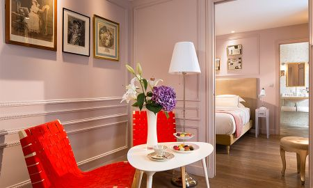 Suite Junior - Hotel & Spa La Belle Juliette - Parigi
