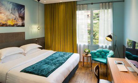 Habitación Superior - Vista al Jardín - Hotel & Spa La Belle Juliette - Paris