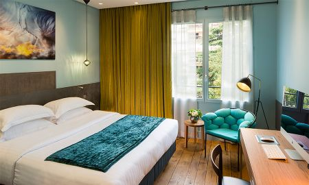 Quarto Superior - Vista Jardim - Hotel & Spa La Belle Juliette - Paris