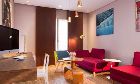 Suite Vista Jardin - Hotel & Spa La Belle Juliette - Paris