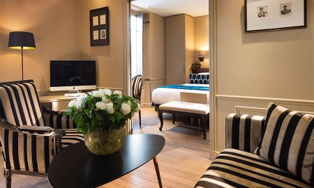 Suite - Hotel & Spa La Belle Juliette - Paris