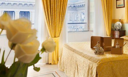 Habitación Superior - Hotel Art Resort Galleria Umberto - Nápoles