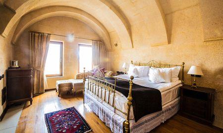 Quarto Superior - Cappadocia Cave Resort & SPA - Capadócia