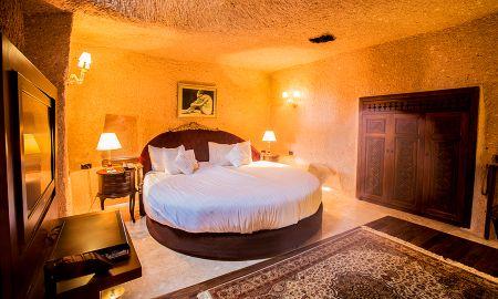 Queen Suite - Cappadocia Cave Resort & SPA - Capadócia