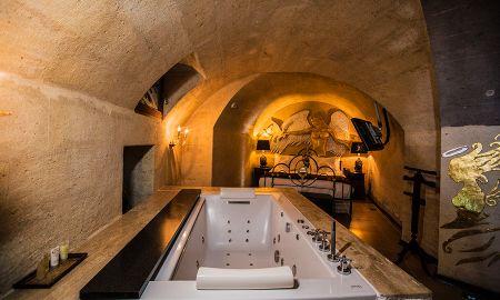 Suite Senior - Cappadocia Cave Resort & SPA - Capadócia