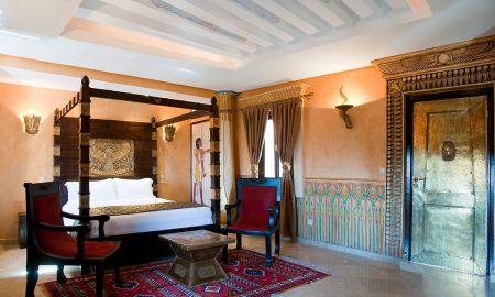 Suit Royale Cléopâtre - Hotel Temple Des Arts - Ouarzazate