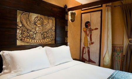 Suite Royale Cleopatra, Uso Individual - Hotel Temple Des Arts - Ouarzazate