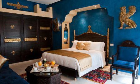 Suite Junior Single - Hotel Temple Des Arts - Ouarzazate