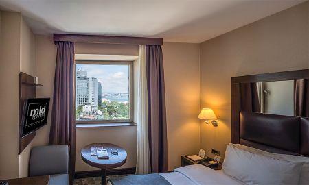 Chambre Double de Luxe - Vue sur Mer - Midtown Hotel - Istanbul