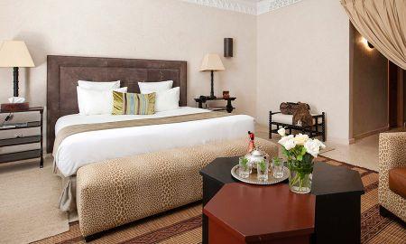 Elegance Blick auf den Innenhof - Riad Villa Blanche - Agadir
