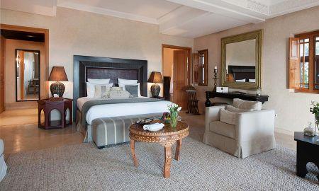 Junior Suite - Riad Villa Blanche - Agadir