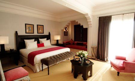 Suite Junior - Riad Villa Blanche - Agadir