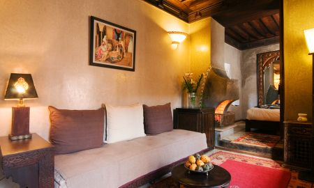 Chambre Double Confort Riad Bab Firdaus - Angsana Riads Collection - Marrakech
