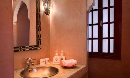 Двухместный номер с патио - Angsana Riads Collection - Marrakech