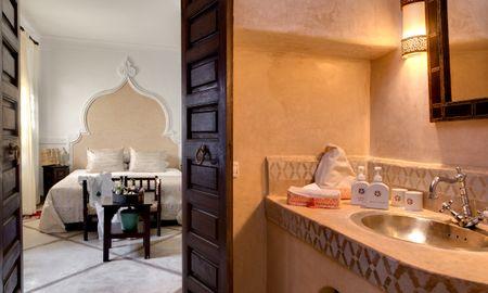 Двухместный номер Комфорт Riad Bab Firdaus - Angsana Riads Collection - Marrakech