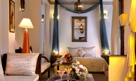 Suite Junior Riad Blanc - Angsana Riads Collection - Marrakech