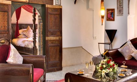 Suite marocaine Riad Si Said - Angsana Riads Collection - Marrakech