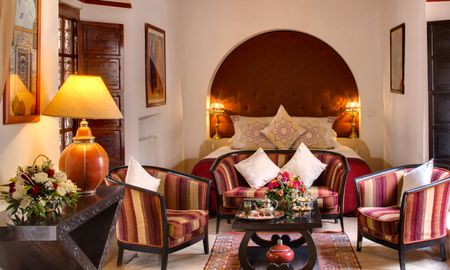Superior Double Room Riad Si Said - Angsana Riads Collection - Marrakech