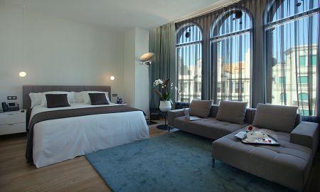 Junior Suite Deluxe - Ohla Barcelona - Barcelona