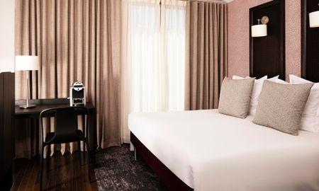 Chambre Standard Double - Hotel Elysées Regencia - Paris
