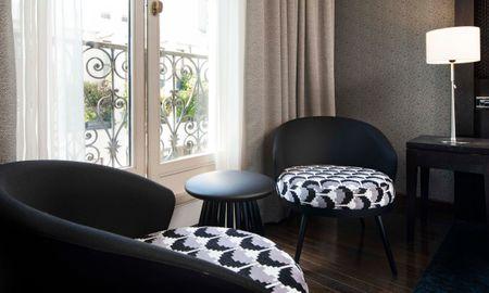 Chambre Supérieure Twin Ou Double - Hotel Elysées Regencia - Paris
