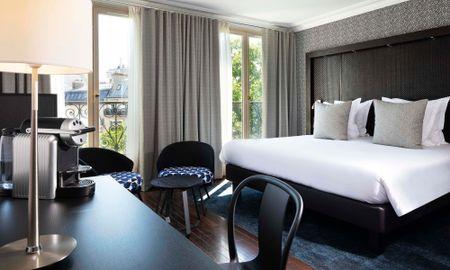 Chambre Deluxe Twin Ou Double - Hotel Elysées Regencia - Paris