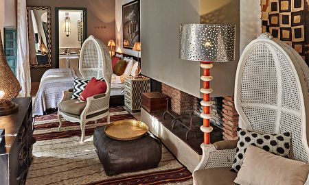 Suite Menzeh - Ryad Dyor - Marrakech