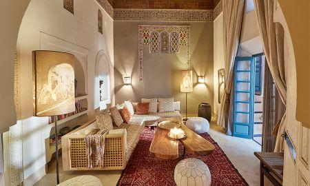 Suite Basha - Ryad Dyor - Marrakech