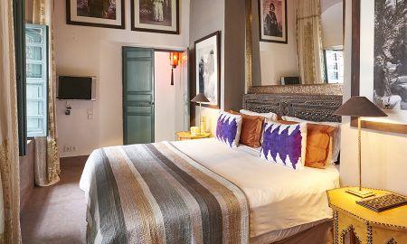 Habitación Deluxe Bereber - Ryad Dyor - Marrakech