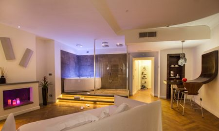 Suite Royale - SuiteSistina For Lovers - Rome