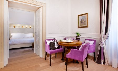 Suite - The Ashbee Hotel - Sicile