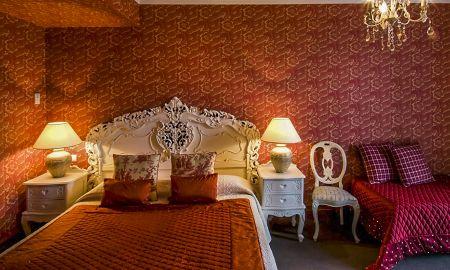 Camera Executiva - Hotel Du Chateau De La Tour - Cannes
