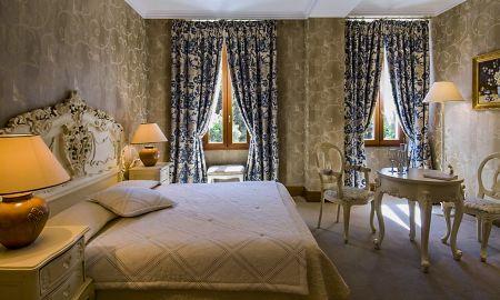 Camera Deluxe - Hotel Du Chateau De La Tour - Cannes