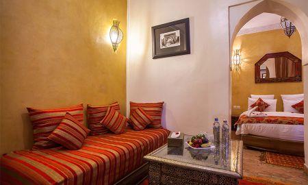Полулюкс (Бесплатный Wi-Fi, бесплатный завтрак) - Riad Alaka - Marrakech