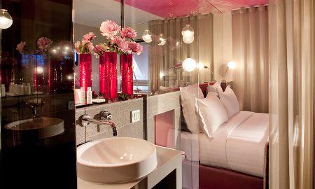Chambre Classique Individuelle - Hotel 7 Eiffel - Paris