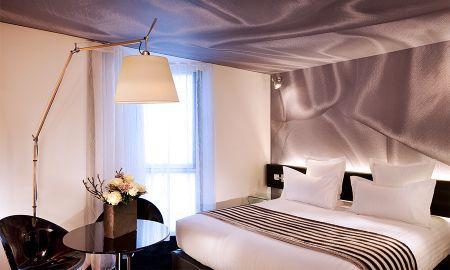 Chambre Premium Design - Hotel 7 Eiffel - Paris