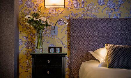 Chambre Deluxe Double - Hôtel Louison - Paris